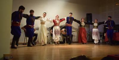 Χορευτικός Σύλλογος Βισταγής