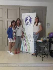 Β. Μπαζούλα Παπαδάκη, LLL Leader & Εθελόντριες