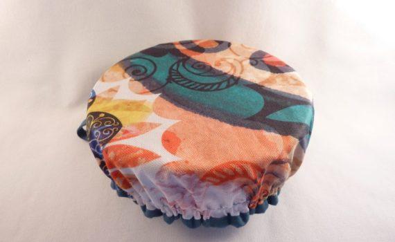 couvre-bol en tissu enduit