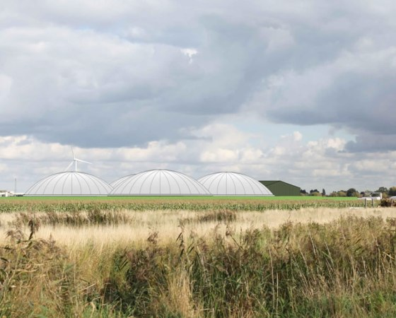LVA – Horsey Toll Anaerobic Digestion Plant