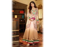 Latest Indian Jacket Style Dresses & Gowns Anarkali Suits ...