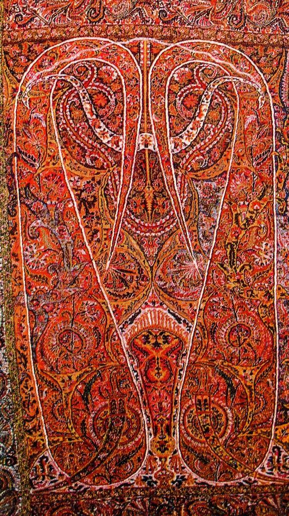 Pink Fall Wallpaper Beautiful Kashmiri Winter Shawls Designs Collection 2015
