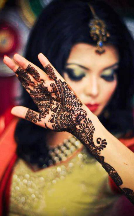 Stylish  Trendy Arabic Mehndi Designs 2019 Collection  Galstylescom