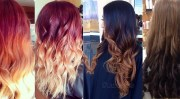 popular ombre hairstyles