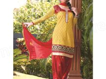Latest Indian Patiala shalwar kameez fashion 2015-2016 (2)