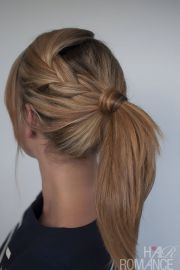 ladies ponytail hairstyles