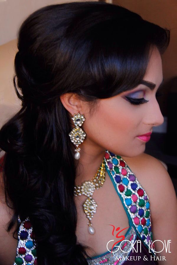 Indian Wedding Hairstyles Fashion Trends 2019 For Bridals