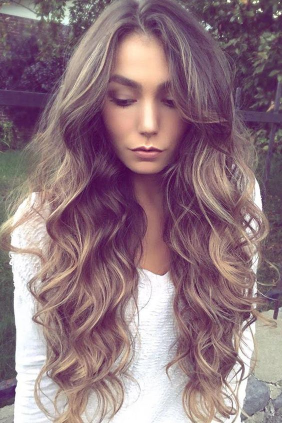 Latest Top 10 Best Ladies Summer Long Hairstyles 2017 2018