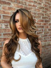 popular latest ombre hair