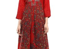 Ritu Kumar Latest Indian Kurtis & Tunics Designs (18)