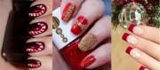 top 5 diy christmas nail arts