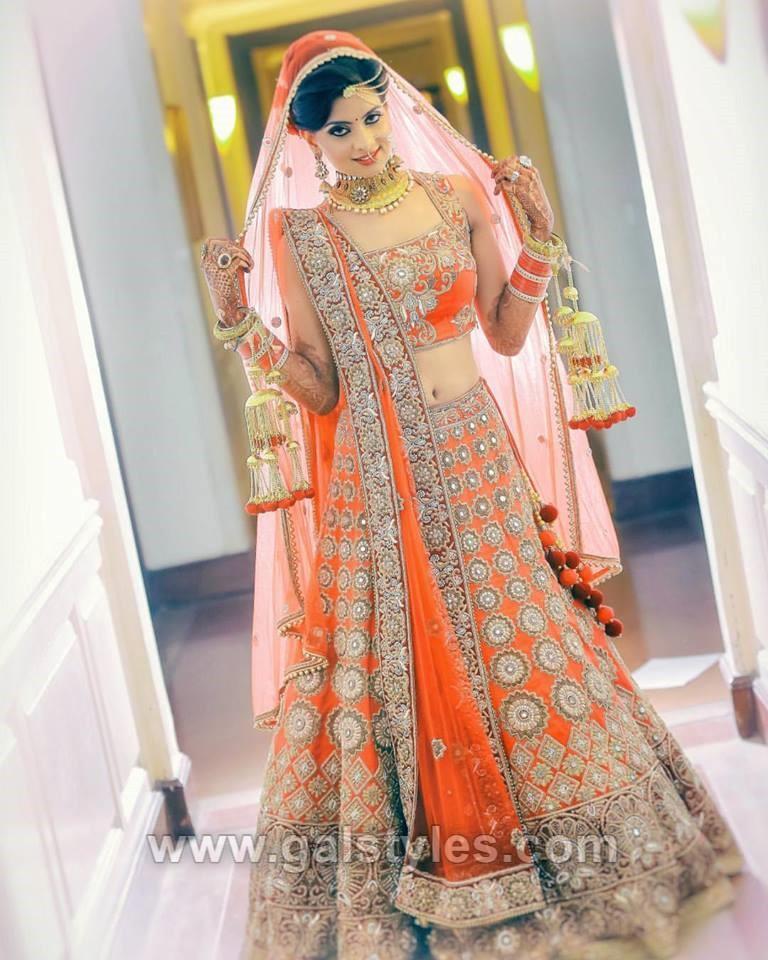 Girl Punjabi Suit Wallpaper Indian Latest Bridal Lehenga Designs Amp Trends 2020