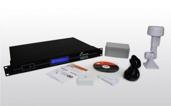 Rackmounted GPS NTP Server | NTS-4000-GPS-WWBV-R | Arktime.com