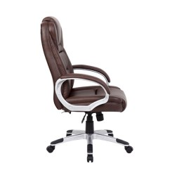 Boss Ntr Executive Leatherplus Chair Graco Black And White High B8601 Quotntr Quot Galt