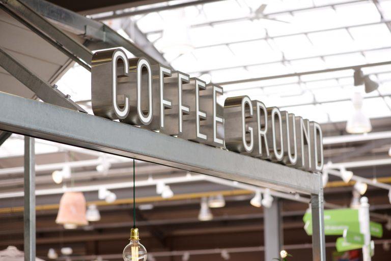 Coffee Ground - Kiwi & Pom