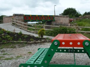 The Meccano Bridge, Bolton - Liam Curtin