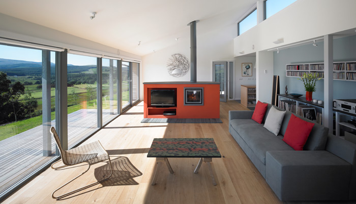 The Houl, Galloway, Scotland - Simon Winstanley Architects