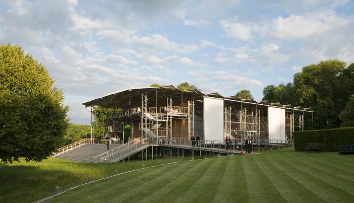 Snell Associates Garsington Opera Pavilion, Buckingamshire