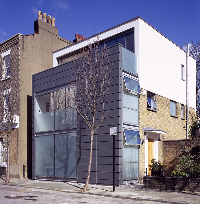 The Zinc House, London - Heat Architects London