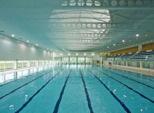 Hengrove Park Leisure Centre, Kier Construction