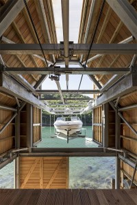 Boathouse Roof Design