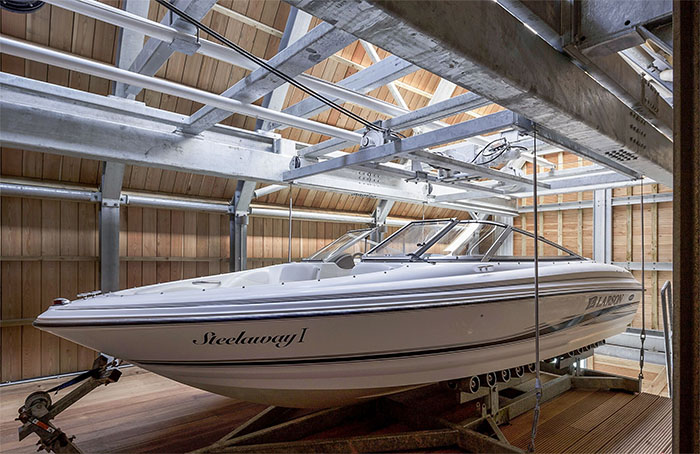 Modern Boathouse Design Ideas