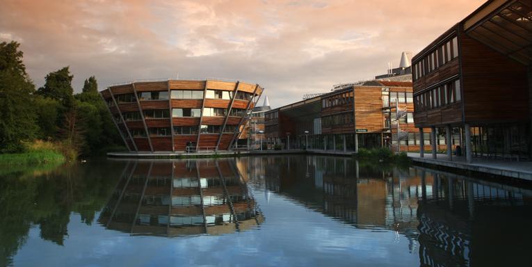 Jubilee Campus Nottingham University