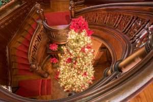 Bishop's Palace Christmas Tour