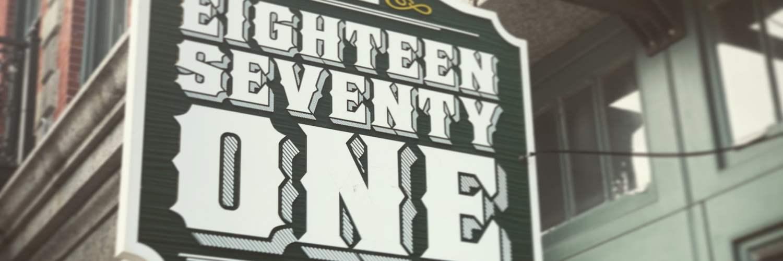 Eighteen Seventy one