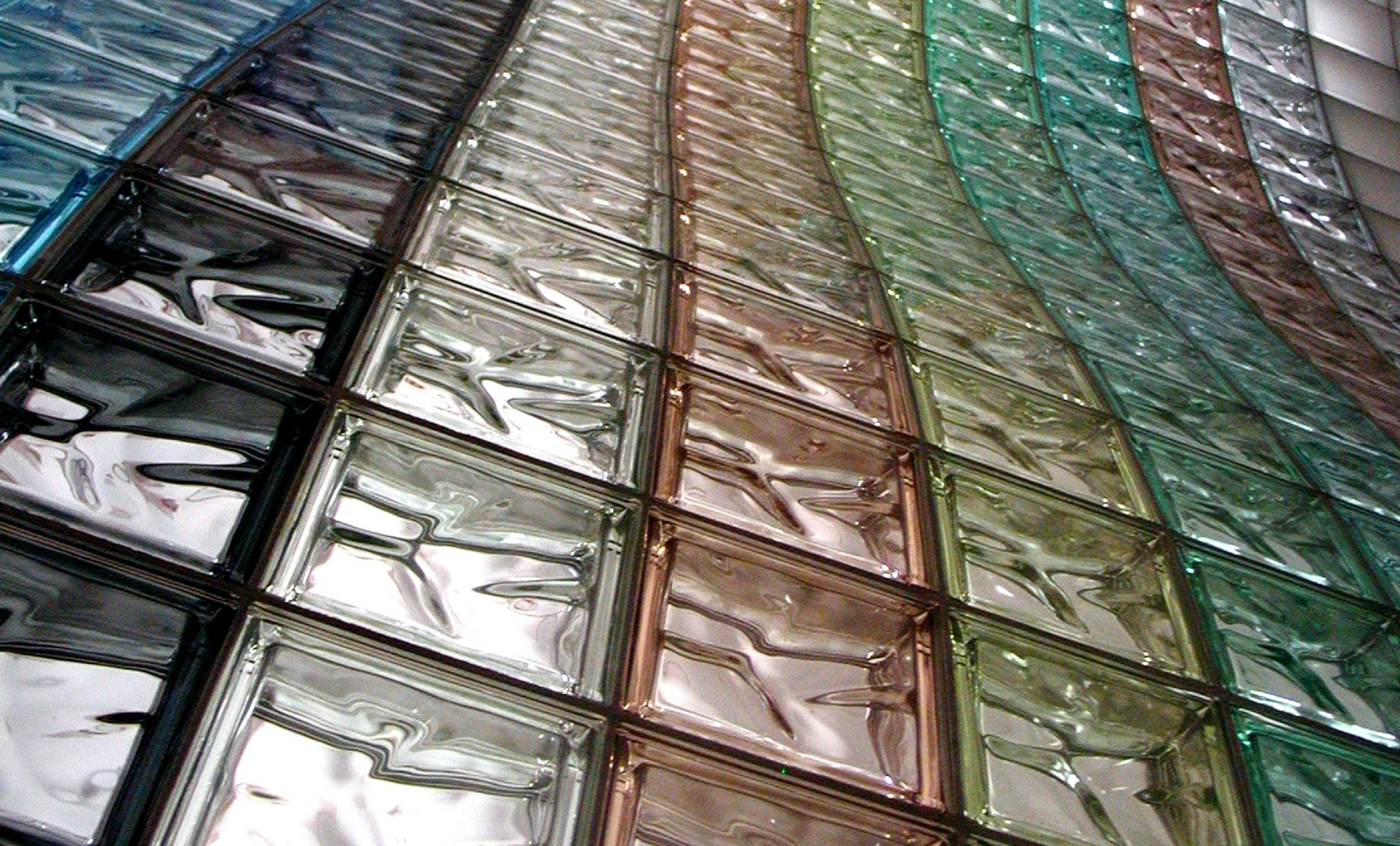 kitchen wall coverings design cabinets seves glass block walls - galvolux