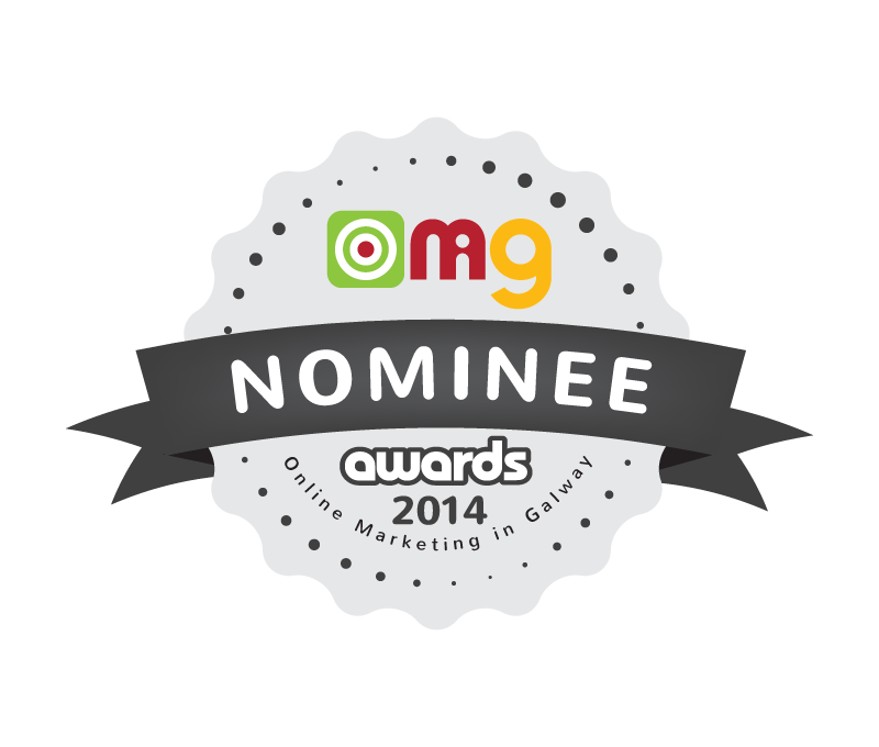 OMiG Awards Nominee Badge