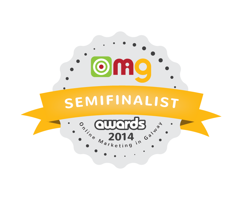OMiG Awards Semifinalist Badge