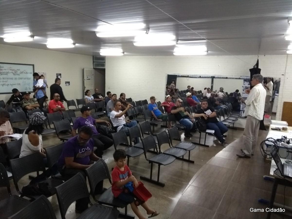 Eleição de lista tríplice para indicação à função de Gerente de Cultura do Gama supera expectativas