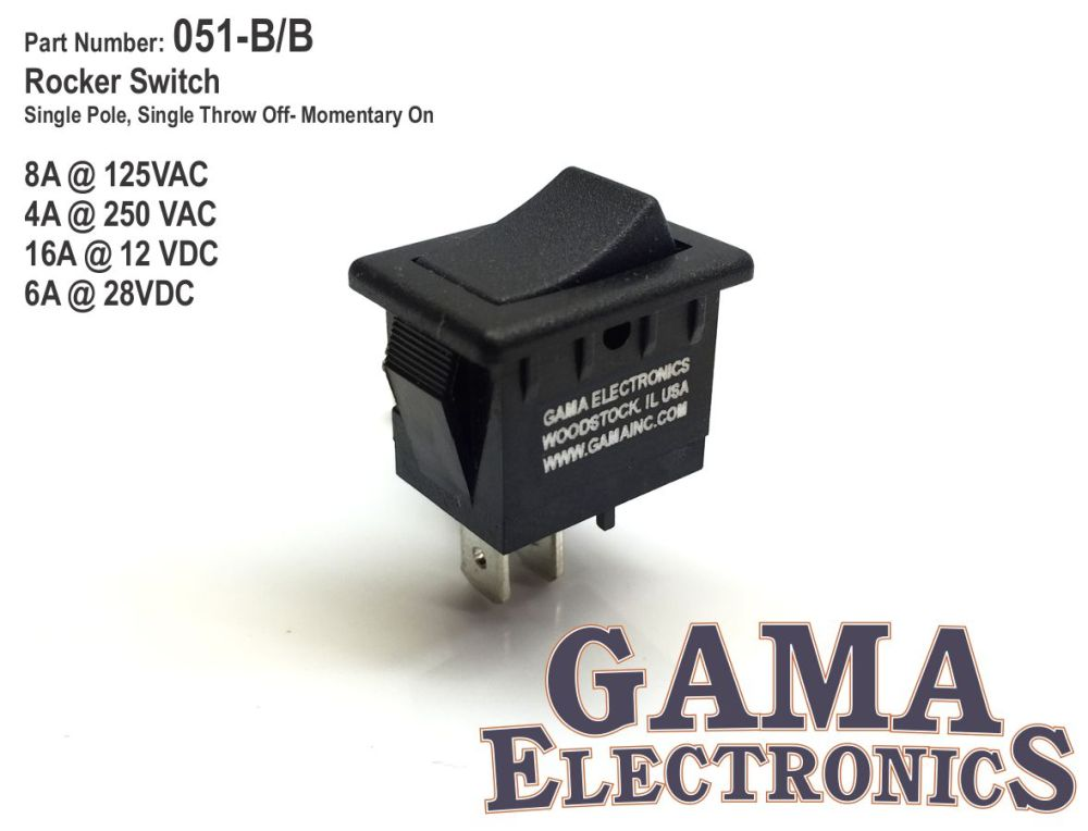 medium resolution of 051 bb 4 50 mini rocker switch
