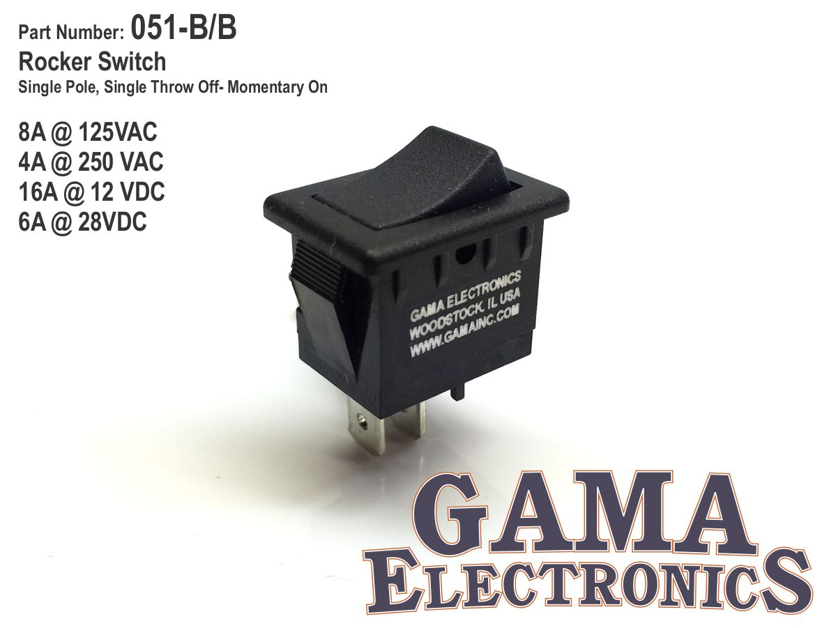 hight resolution of 051 bb 4 50 mini rocker switch