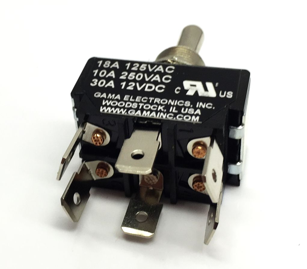 Wiring Diagram 3 Pole Toggle Switch
