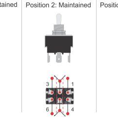 Double Switch Wiring Diagram Wireless Bridge Access Point 4pdt-3-mtd - Gama Electronics