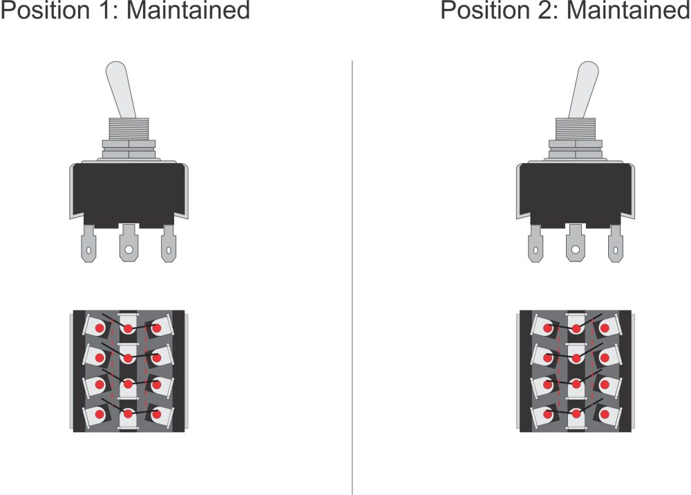 medium resolution of 4pdt 2 14 95 toggle switch
