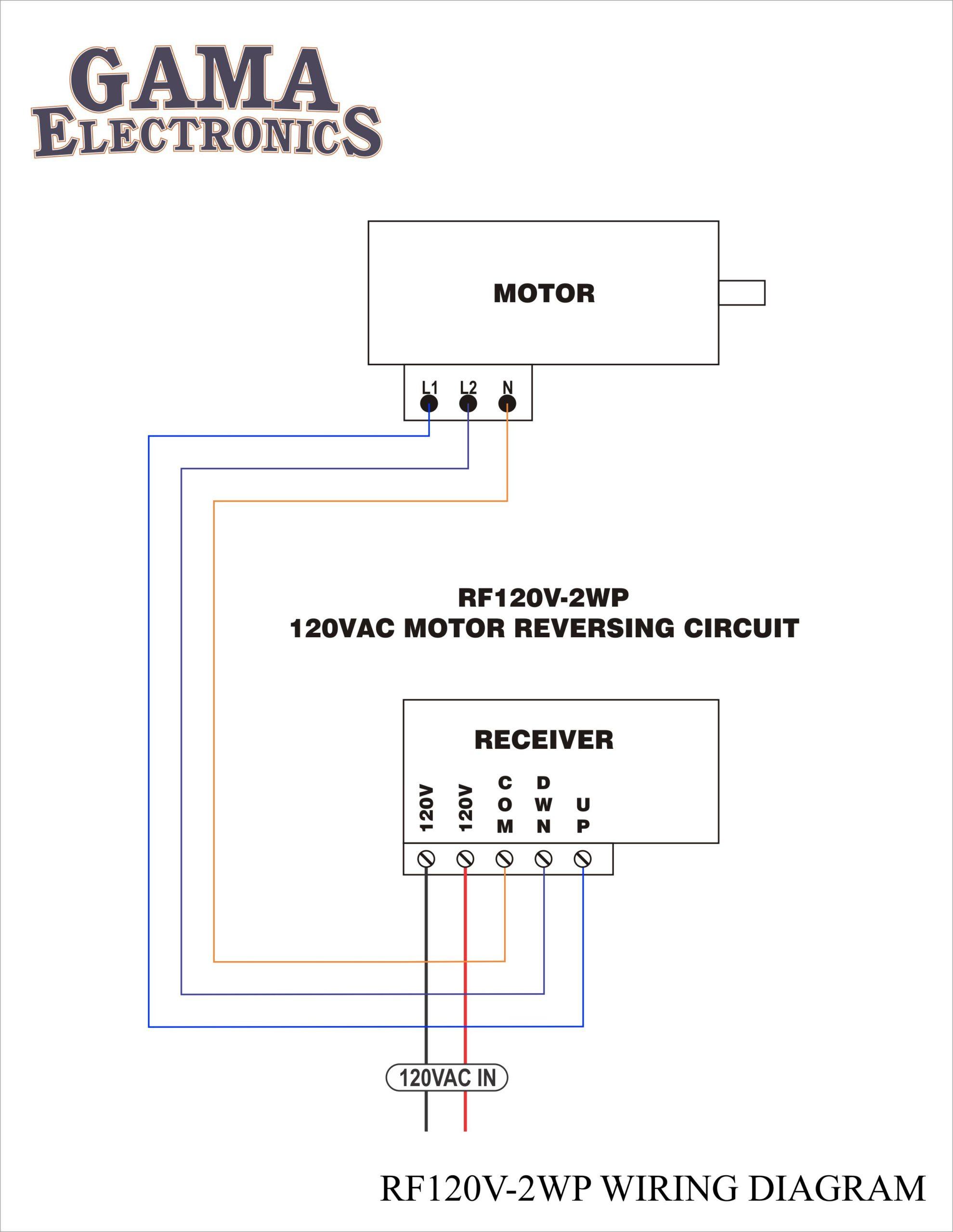 single phase psc motor wiring diagram evinrude 225 ficht 120v reversing library