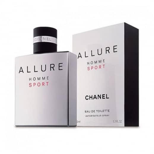 bea19a1dc عطر شانيل الجديد عطر الور هوم سبورت Chanel Allure Homme Sport