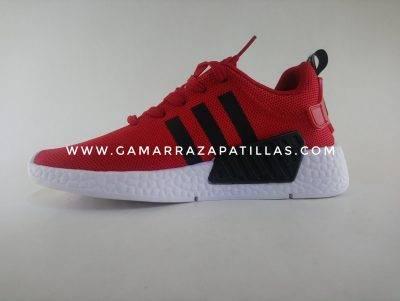 Zapatillas Adiadas Roja