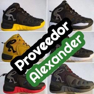 Proveedor de Zapatillas Alexander