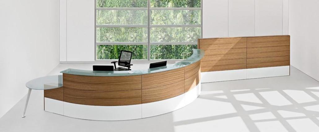 Banconi Reception e Arredo Ufficio Chiavi in Mano a