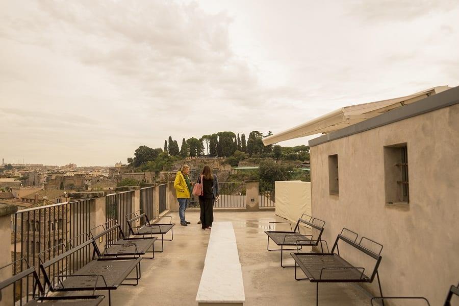 Caviar Kaspia a Roma al Palazzo Rhinoceros di Alda Fendi Terrazze mozzafiato caviale e respiro