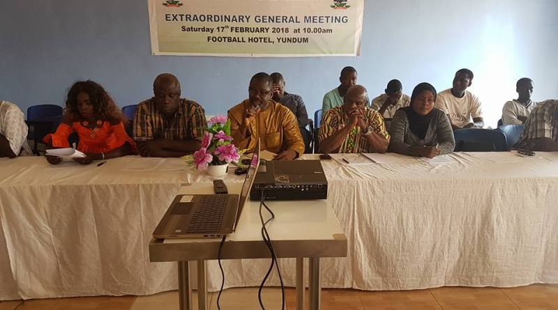 GFF Holds Extraordinary General Meeting 2018