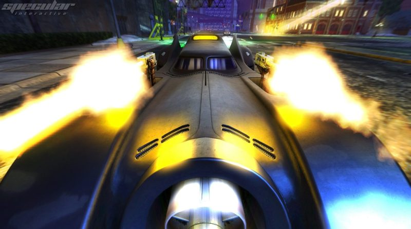 batman arcade gives you an excuse to visit the arcade once