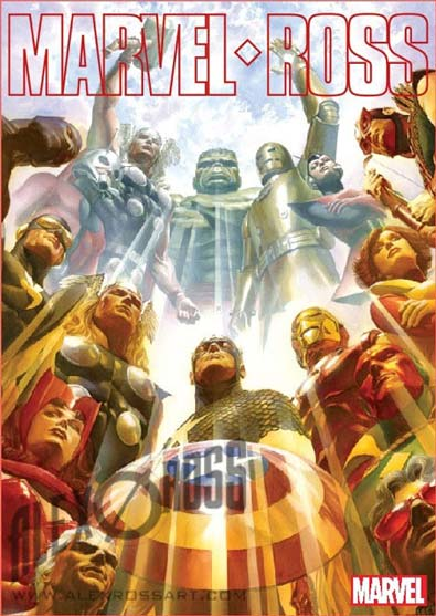 Marvel-Ross-SDCC-2014-HardCover