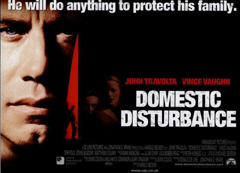 bad movie review domestic disturbance gambit magazine