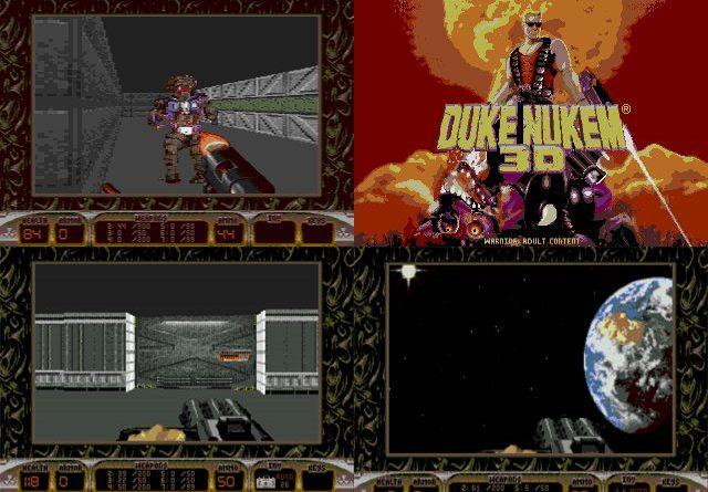 Duke Nukem 3D Genesis