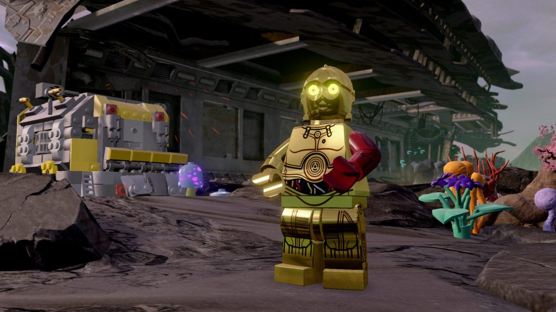 LEGO Star Wars: The Force Awakens FREE Phantom Limb DLC Hits PS3 ...